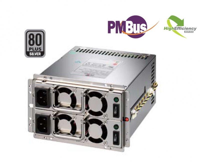 Zippy MRW-5450V4V 450W PS2 Mini Redundant Netzteil, 80Plus von ...
